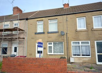 2 bed terraced house for sale in Creswell Road, Clowne, Chesterfield S43