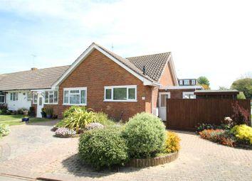 Thumbnail 2 bed semi-detached bungalow for sale in Highdown Drive, Littlehampton, West Sussex