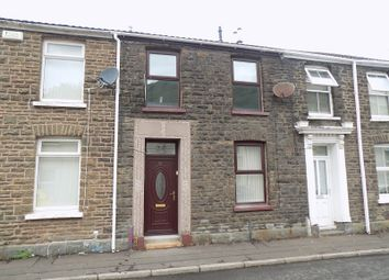 Thumbnail 3 bed terraced house for sale in Thomas Street, Briton Ferry, Neath, Neath Port Talbot.