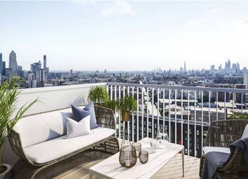 Thumbnail 1 bed flat for sale in 20 Gillender, London