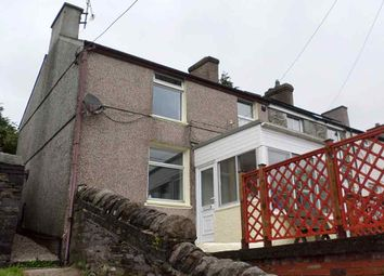 Thumbnail 3 bed terraced house to rent in Bryn Derwen Terrace, Talysarn, Caernarfon