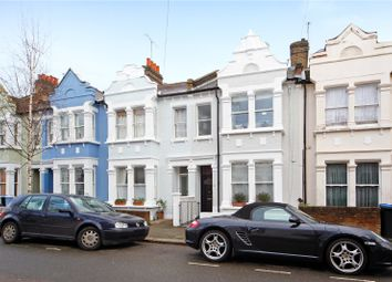 Thumbnail 4 bedroom terraced house for sale in Charteris Road, London