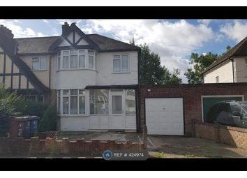 Thumbnail 3 bed end terrace house to rent in College Hill Road, Harrow