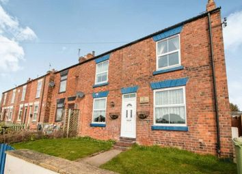 Thumbnail 4 bed end terrace house for sale in Station Road, Walkeringham, Doncaster