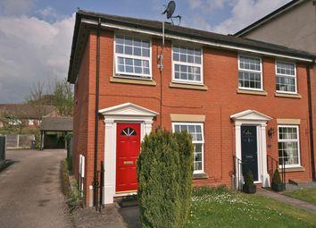 Thumbnail 2 bedroom terraced house to rent in Nightingale Way, Leegomery, Telford