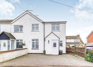 Thumbnail 3 bed semi-detached house for sale in Cooling Road, Cliffe, Rochester