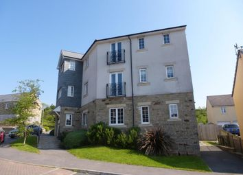 Thumbnail 2 bed flat to rent in Dartmoor View, Saltash, Cornwall