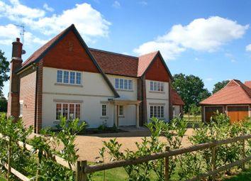Thumbnail 5 bed detached house for sale in Old Lane, Ockham, Cobham, Surrey