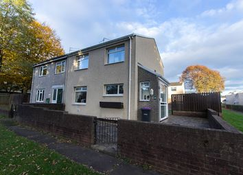 Thumbnail 3 bed end terrace house for sale in Cwmbran, Gwent
