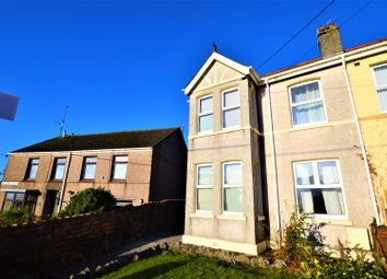 Thumbnail 3 bed semi-detached house to rent in Cefn Bryn, Church Road, Burry Port
