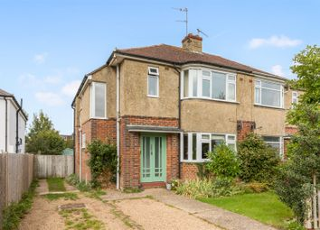 Thumbnail 3 bed semi-detached house for sale in Grand Avenue, Hassocks