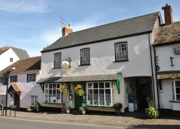 Thumbnail Restaurant/cafe for sale in 4 High Street, Dunster