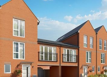 "Thumbnail 4 bed terraced house for sale in ""The Filbert "" at Palmers Field Avenue, Chichester"