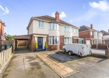 Thumbnail 3 bed semi-detached house for sale in Margaret Road, Worcester