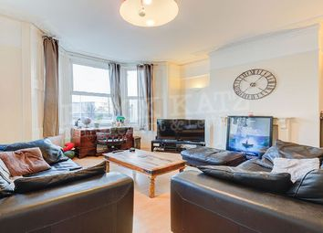 Thumbnail 3 bed flat to rent in Weltje Road, London
