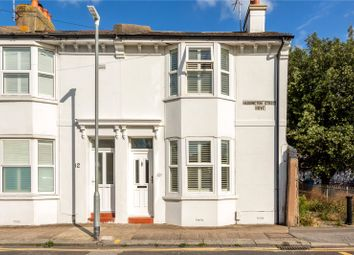 Thumbnail 3 bed end terrace house for sale in Haddington Street, Hove