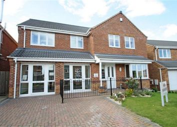 Thumbnail 4 bed detached house for sale in Longue Drive, Calverton, Nottingham