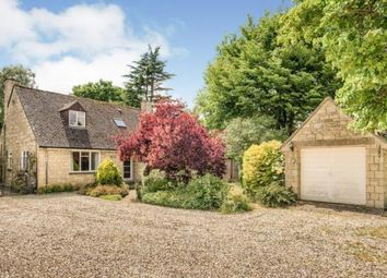 Thumbnail 4 bed bungalow for sale in Rissington Road, Bourton-On-The-Water, Cheltenham, Gloucestershire