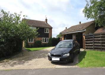 Thumbnail 4 bed detached house for sale in Colts Croft, Great Chishill, Royston