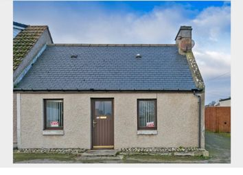 Thumbnail 2 bed semi-detached house for sale in Bank Street, Balintore, Tain, Balintore, Tain