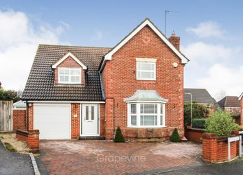 4 bed detached house for sale in Balme Close, Charvil, Reading RG10