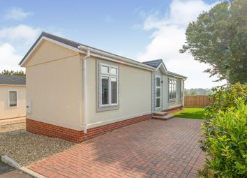 Thumbnail 2 bed mobile/park home for sale in Orchard Park, West Camel, Yeovil