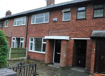 Thumbnail 2 bed terraced house for sale in Poplars Avenue, Warrington, Cheshire