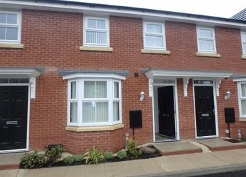 Thumbnail 3 bed town house to rent in Rose Creek Gardens, Warrington, Cheshire