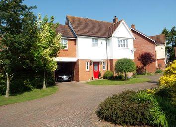 Thumbnail 4 bedroom detached house for sale in Lee Warner Road, Swaffham