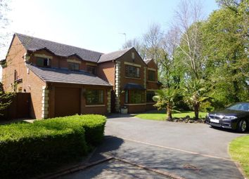 Thumbnail 5 bedroom detached house for sale in Berkley Close, St Georges Park, Kirkham, Preston, Lancashire