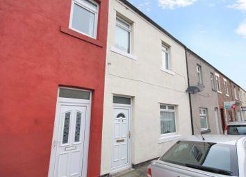 Thumbnail 2 bed terraced house for sale in Hartington Street, Loftus, Saltburn-By-The-Sea