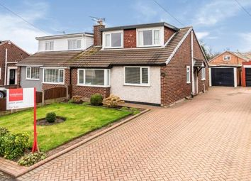 3 bed bungalow for sale in Prestbury Drive, Thelwall, Warrington, Cheshire WA4