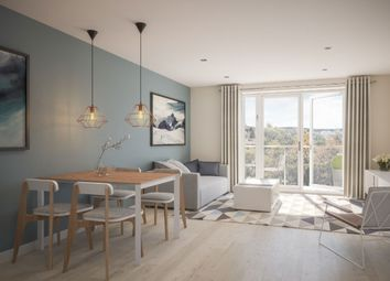Thumbnail 2 bed flat for sale in Calder Road, Edinburgh