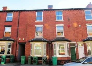 Thumbnail 4 bed terraced house for sale in Sneinton Boulevard, Nottingham