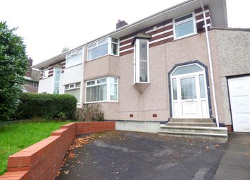 Thumbnail 4 bed semi-detached house for sale in Roby Road, Huyton, Liverpool
