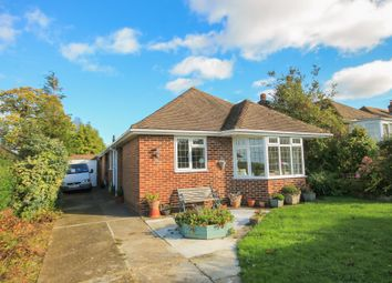 Thumbnail 3 bed detached bungalow for sale in Garden Wood Road, East Grinstead
