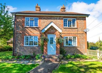Thumbnail 3 bed equestrian property for sale in The Causeway, Bodle Street Green, Hailsham, East Sussex
