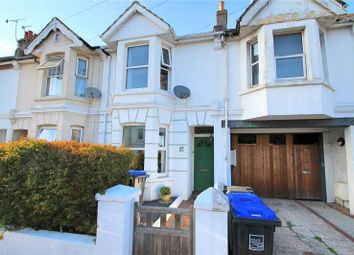 Thumbnail 3 bed terraced house for sale in Becket Road, Worthing, West Sussex