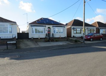 Thumbnail 2 bed detached bungalow for sale in Roman Bank, Leverington, Wisbech