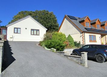 Thumbnail 2 bed detached house for sale in Heol Bancyroffis, Pontyates, Llanelli, Carmarthenshire.