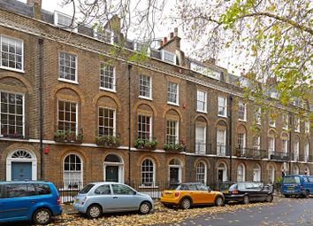 Thumbnail 3 bed flat to rent in Northampton Square, London