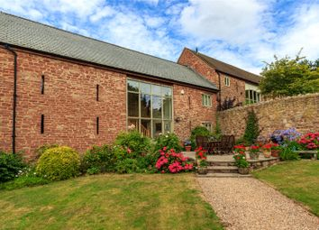 Thumbnail 4 bed semi-detached house for sale in Knightshill Farm, Lea, Ross-On-Wye, Herefordshire