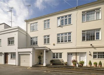 Thumbnail 5 bed terraced house to rent in Elm Tree Close, St John's Wood, London