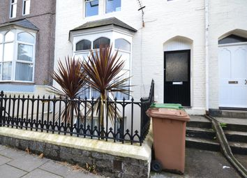 Thumbnail 3 bedroom flat to rent in Napier Terrace, Mutley, Plymouth