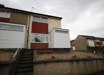 Thumbnail 2 bedroom end terrace house for sale in Bodmin Gardens, Leeds