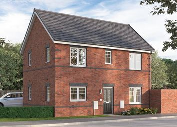 "Thumbnail 3 bed end terrace house for sale in ""The Seabridge"" at Alfreton Road, South Normanton, Alfreton"