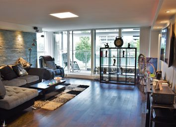 Thumbnail 2 bed flat for sale in N V Building, 96 The Quays, Salford