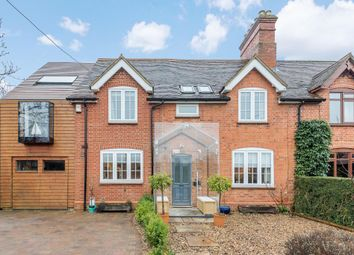 4 bed semi-detached house for sale in Lucerne Cottages Greenmore, Woodcote, Reading RG8