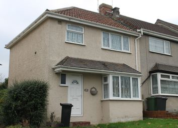 Thumbnail 3 bed end terrace house to rent in Southey Avenue, Kingswood