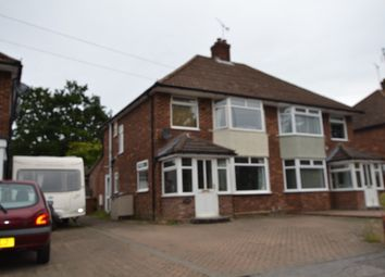 Thumbnail 3 bed semi-detached house to rent in Colchester Road, Ipswich